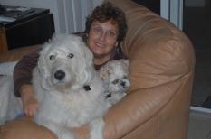 Sarina and Furry Kids